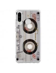 Coque Huawei P30 Lite Cassette Transparente K7 - Maximilian San