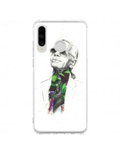 Coque Huawei P30 Lite Karl Lagerfeld Fashion Mode Designer - Percy