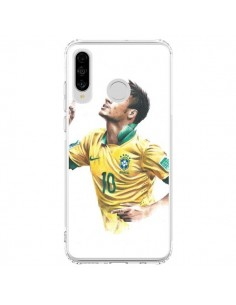 Coque Huawei P30 Lite Neymar Footballer - Percy