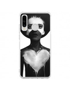 Coque Huawei P30 Lite Fille Coeur Hold On - Ruben Ireland