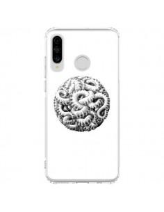 Coque Huawei P30 Lite Boule Tentacule Octopus Poulpe - Senor Octopus