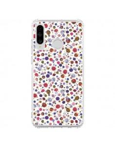 Coque Huawei P30 Lite Peonies Pink - Ninola Design