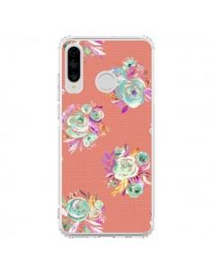 Coque Huawei P30 Lite Spring Flowers - Ninola Design