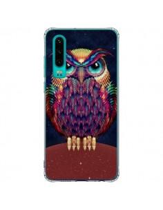 Coque Huawei P30 Chouette Owl - Ali Gulec
