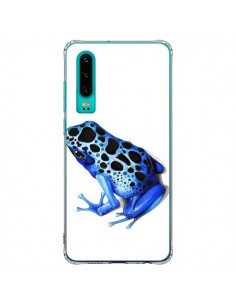 Coque Huawei P30 Grenouille Bleue - Annya Kai