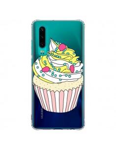 Coque Huawei P30 Cupcake Dessert Transparente - Asano Yamazaki
