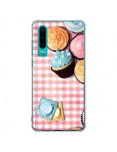 Coque Huawei P30 Petit Dejeuner Cupcakes - Benoit Bargeton