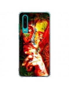 Coque Huawei P30 Bob Marley - Brozart