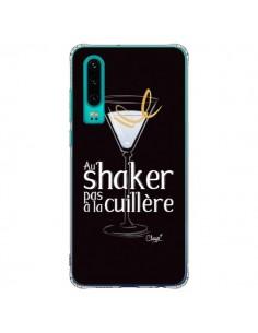 Coque Huawei P30 Au shaker pas à la cuillère Cocktail Barman - Chapo