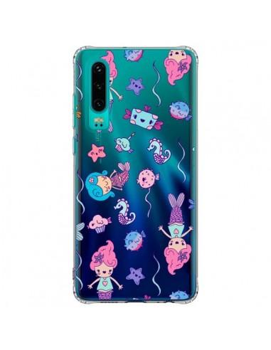 Coque Huawei P30 Mermaid Petite...