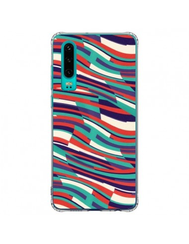 Coque Huawei P30 Respect Lines...