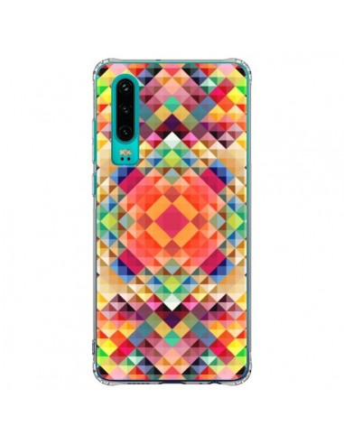 Coque Huawei P30 Sweet Color Azteque...