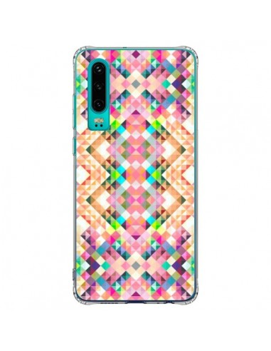 Coque Huawei P30 Wild Colors Azteque...