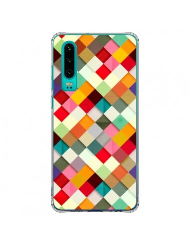 Coque Huawei P30 Pass This On Azteque...