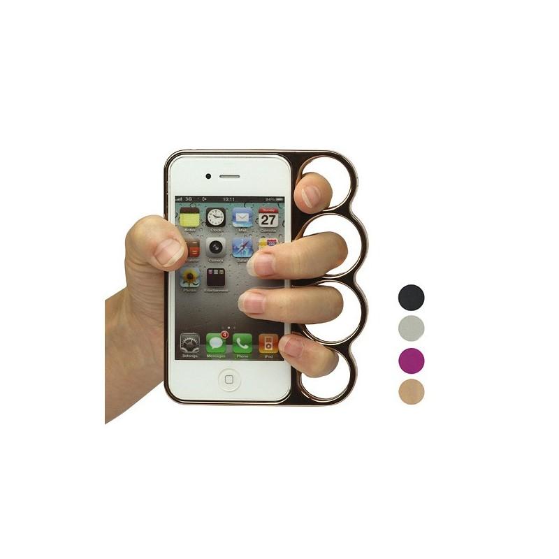 Coque Coup de Poing Américain pour iPhone 4/4S