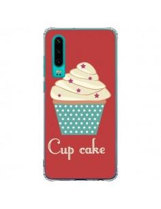 Coque Huawei P30 Cupcake Creme - Léa Clément