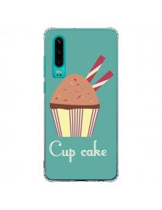 Coque Huawei P30 Cupcake Chocolat - Léa Clément