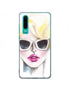 Coque Huawei P30 Blonde Chic - Elisaveta Stoilova