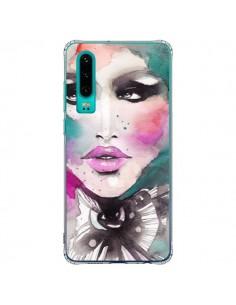 Coque Huawei P30 Love Color Femme - Elisaveta Stoilova