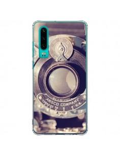 Coque Huawei P30 Appareil Photo Vintage Findings - Irene Sneddon