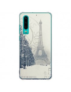 Coque Huawei P30 Tour Eiffel - Irene Sneddon
