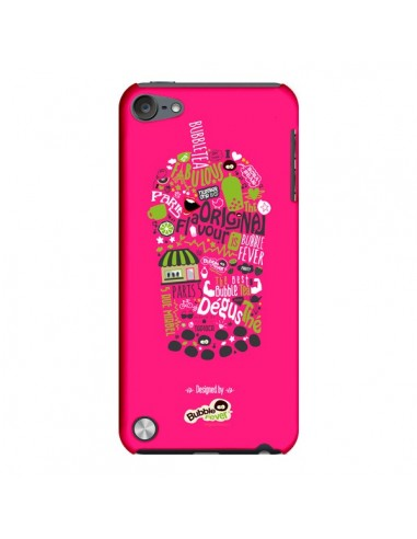 Coque Bubble Fever Original Flavour Rose pour iPod Touch 5 - Bubble Fever