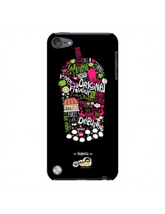 Coque Bubble Fever Original Flavour Noir pour iPod Touch 5 - Bubble Fever