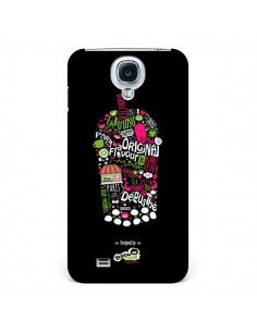 Coque Bubble Fever Original Flavour Noir pour Galaxy S4 - Bubble Fever