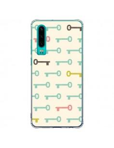 Coque Huawei P30 Clefs Keys - Leandro Pita