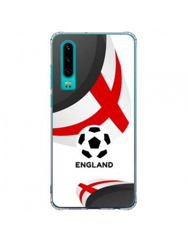 Coque Huawei P30 Equipe Angleterre...
