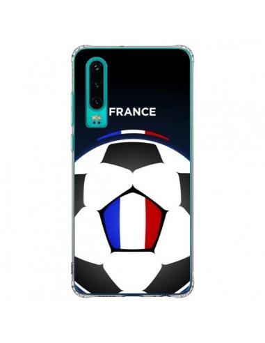 Coque Huawei P30 France Ballon...