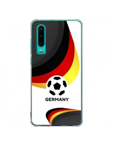 Coque Huawei P30 Equipe Allemagne...