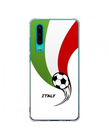 Coque Huawei P30 Equipe Italie Italia...
