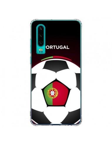 Coque Huawei P30 Portugal Ballon...