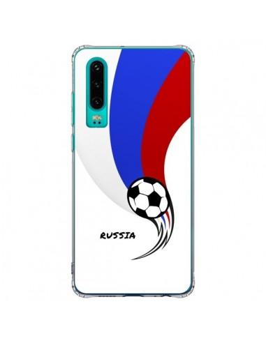 Coque Huawei P30 Equipe Russie Russia...