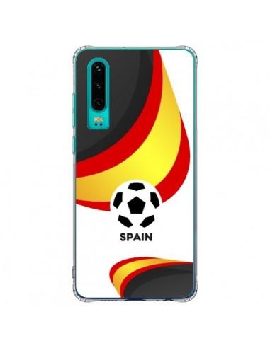 Coque Huawei P30 Equipe Espagne...