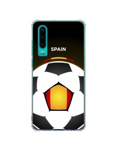 Coque Huawei P30 Espagne Ballon...