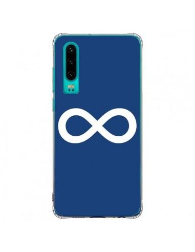 Coque Huawei P30 Infini Navy Blue Infinity - Mary Nesrala