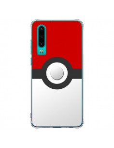 Coque Huawei P30 Pokemon Pokeball - Nico
