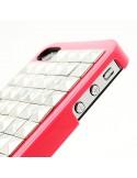 Coque Cloutée Rigide Noire pour iPhone 4/4S