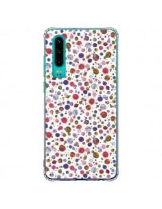Coque Huawei P30 Peonies Pink - Ninola Design