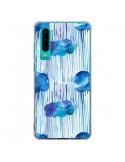 Coque Huawei P30 Rain Stitches Neon - Ninola Design