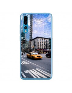 Coque Huawei P20 Pro New York Taxi - Anaëlle François