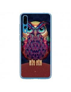 Coque Huawei P20 Pro Chouette Owl - Ali Gulec
