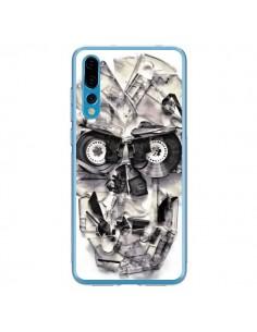 Coque Huawei P20 Pro Tape Skull K7 Tête de Mort - Ali Gulec