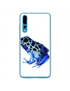Coque Huawei P20 Pro Grenouille Bleue - Annya Kai