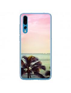 Coque Huawei P20 Pro Sunset Palmier Palmtree - Asano Yamazaki
