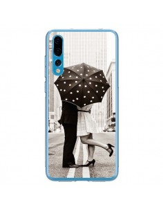 Coque Huawei P20 Pro Secret under Umbrella Amour Couple Love - Asano Yamazaki