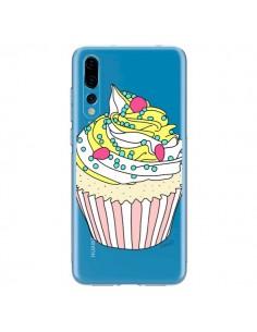 Coque Huawei P20 Pro Cupcake Dessert Transparente - Asano Yamazaki
