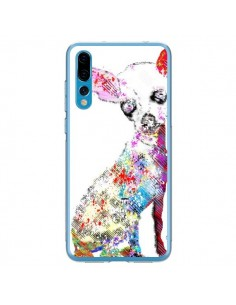 Coque Huawei P20 Pro Chien Chihuahua Graffiti - Bri.Buckley